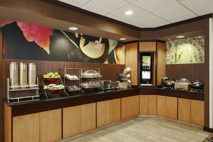 Restaurant | Fairfield Inn & Suites by Marriott Cartersville