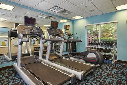Sports Facility | Fairfield Inn & Suites by Marriott Cartersville