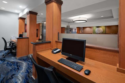 Business Center | Fairfield Inn & Suites by Marriott Hobbs