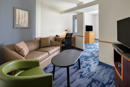Room | Fairfield Inn & Suites by Marriott Hobbs