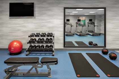 Gym | Fairfield Inn & Suites by Marriott Hobbs