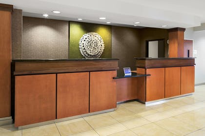 Interior | Fairfield Inn & Suites by Marriott Hobbs