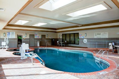 Indoor Pool | Holiday Inn Express Suites South - Tyler