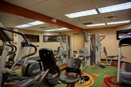 Fitness Facility | Holiday Inn Express Suites South - Tyler