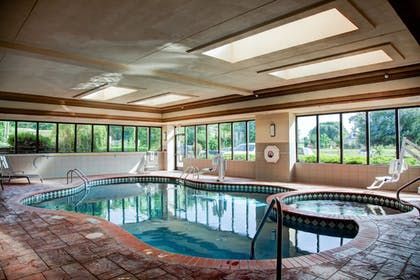Pool | Holiday Inn Express Suites South - Tyler