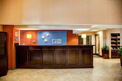 Interior | Holiday Inn Express Suites South - Tyler