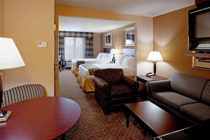 Guestroom | Holiday Inn Express Hotel & Suites Lavonia