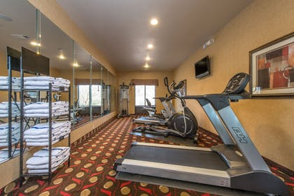 Fitness Facility | Holiday Inn Express Hotel & Suites Lavonia