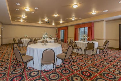 Meeting Facility | Holiday Inn Express Hotel & Suites Lavonia