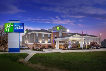 Featured Image | Holiday Inn Express Vincennes
