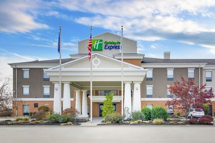 Exterior | Holiday Inn Express Vincennes