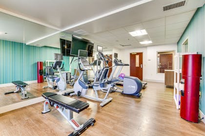 Fitness Facility | Holiday Inn Express Vincennes