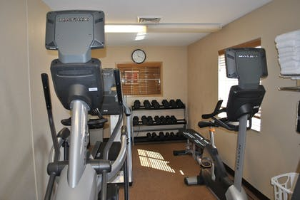 Gym   Candlewood Suites Colonial Heights Fort Lee
