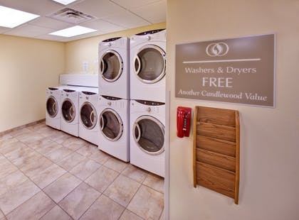 Laundry Room | Candlewood Suites Omaha Airport