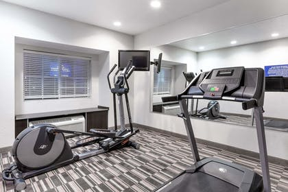 Fitness Facility | Microtel Inn & Suites by Wyndham Hoover/Birmingham