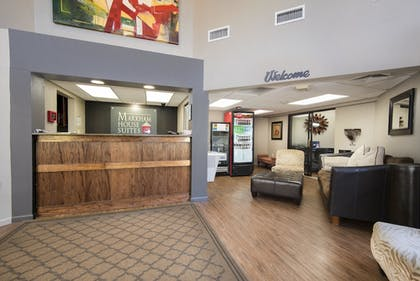 Reception | Markham House Suites - Little Rock Medical Center