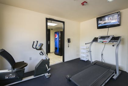 Fitness Facility | Markham House Suites - Little Rock Medical Center