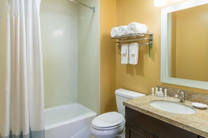 Guestroom | Marriott TownePlace Suites Dayton North