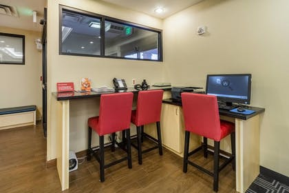 Business Center | Marriott TownePlace Suites Dayton North