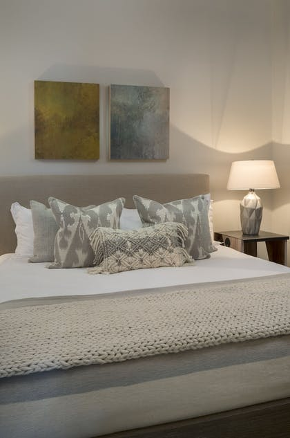 Guestroom | Lumiere with Inspirato.