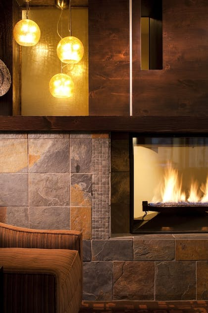 Fireplace | Lumiere with Inspirato.