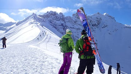 Skiing | Lumiere with Inspirato.