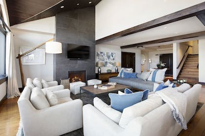 Living Area | Lumiere with Inspirato.