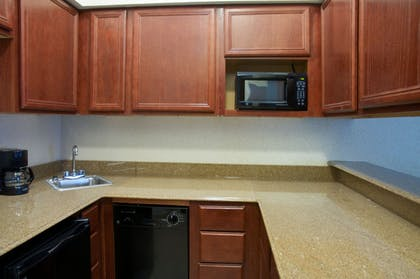 In-Room Kitchenette   Holiday Inn Express & Suites Lufkin South