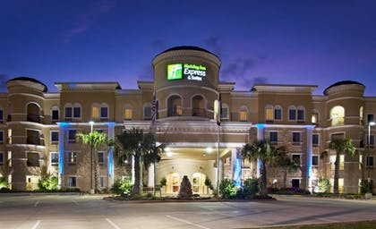 Exterior   Holiday Inn Express & Suites Lufkin South