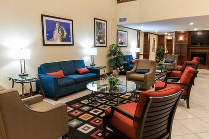 Lobby | Comfort Suites Hobby Airport
