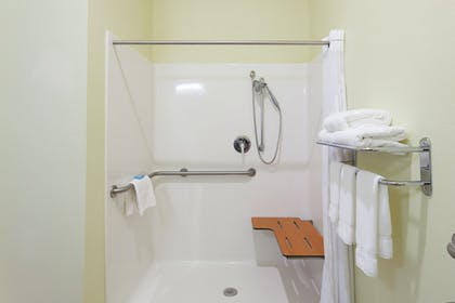 In-Room Amenity   Holiday Inn Express Hotel & Suites Clarksville