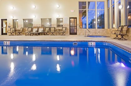 Pool | Holiday Inn Express Hotel & Suites Custer