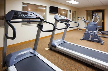 Fitness Facility | Holiday Inn Express Hotel & Suites Custer