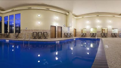Indoor Pool | Holiday Inn Express Hotel & Suites Custer