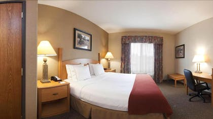 Guestroom | Holiday Inn Express Hotel & Suites Custer
