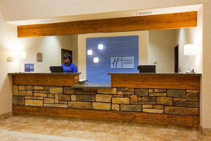 Interior | Holiday Inn Express Hotel & Suites Custer