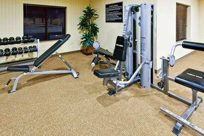 Fitness Facility | Holiday Inn Express Hotel & Suites DFW West - Hurst