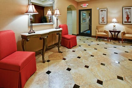 Lobby | Holiday Inn Express Hotel & Suites DFW West - Hurst