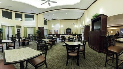 Breakfast Area | Holiday Inn Express Hotel and Suites Chaffee