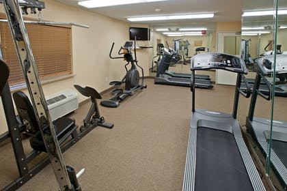 Fitness Facility | Candlewood Suites Indianapolis - South
