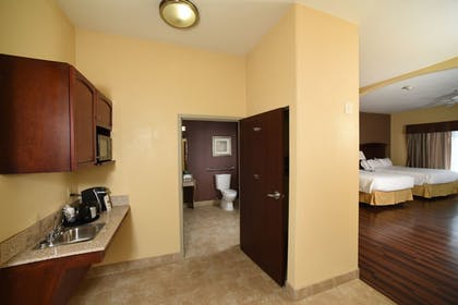 Guestroom | Holiday Inn Express Hotel & Suites Seguin