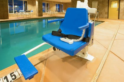Pool | Holiday Inn Express Yreka-Shasta Area