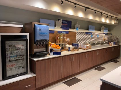 Restaurant | Holiday Inn Express and Suites Exmore, Eastern Shore