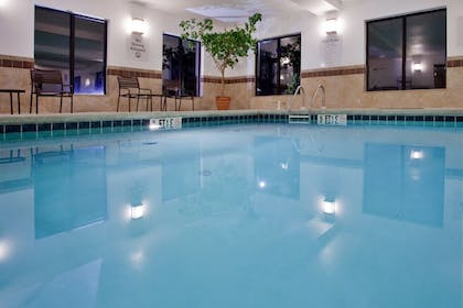 Pool | Holiday Inn Express and Suites Exmore, Eastern Shore