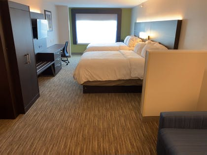 Guestroom | Holiday Inn Express and Suites Exmore, Eastern Shore