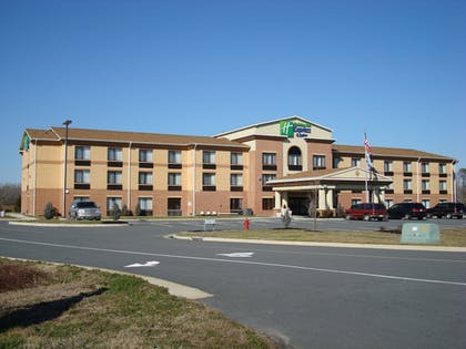 Featured Image | Holiday Inn Express and Suites Exmore, Eastern Shore
