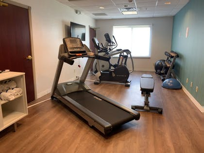 Fitness Facility | Holiday Inn Express and Suites Exmore, Eastern Shore