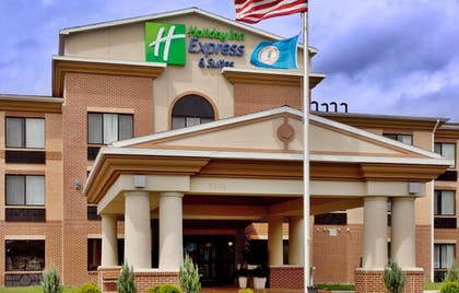 Exterior | Holiday Inn Express and Suites Exmore, Eastern Shore