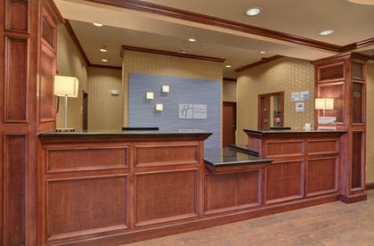 Interior | Holiday Inn Express & Suites Altus