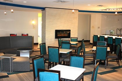 Lobby | Springhill Suites by Marriott Oklahoma City Airport